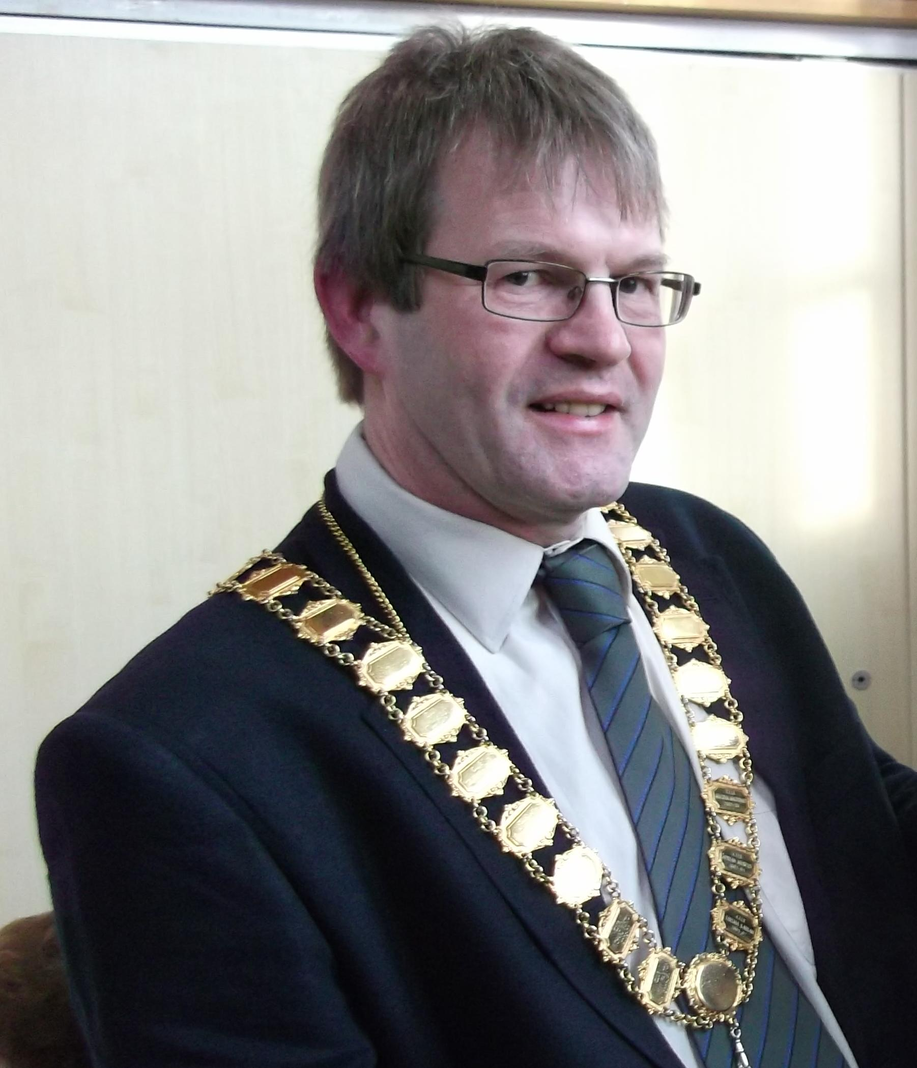 Cllr Richard Burton